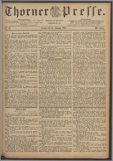 Thorner Presse 1886, Jg. IV, Nro. 42
