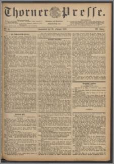 Thorner Presse 1886, Jg. IV, Nro. 43
