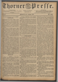 Thorner Presse 1886, Jg. IV, Nro. 46