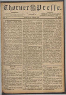 Thorner Presse 1886, Jg. IV, Nro. 48