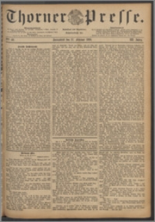 Thorner Presse 1886, Jg. IV, Nro. 49