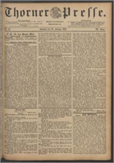 Thorner Presse 1886, Jg. IV, Nro. 50