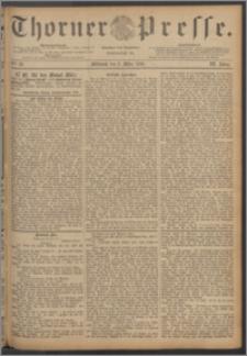 Thorner Presse 1886, Jg. IV, Nro. 52