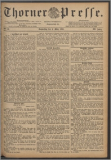 Thorner Presse 1886, Jg. IV, Nro. 53