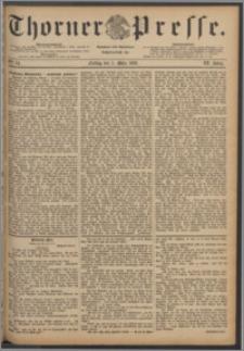 Thorner Presse 1886, Jg. IV, Nro. 54