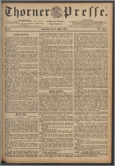 Thorner Presse 1886, Jg. IV, Nro. 55