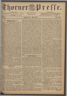 Thorner Presse 1886, Jg. IV, Nro. 56