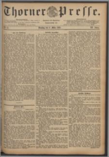 Thorner Presse 1886, Jg. IV, Nro. 57