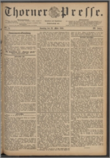 Thorner Presse 1886, Jg. IV, Nro. 74 + Beilage, Beilagenwerbung