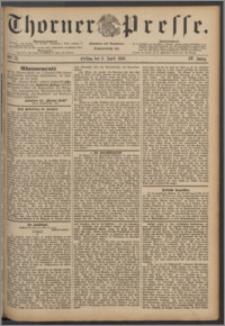 Thorner Presse 1886, Jg. IV, Nro. 78