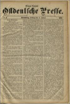 Ostdeutsche Presse. J. 3, 1879, nr 2