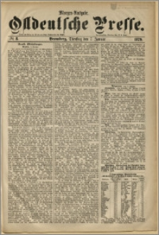 Ostdeutsche Presse. J. 3, 1879, nr 8