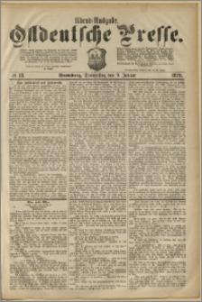 Ostdeutsche Presse. J. 3, 1879, nr 13