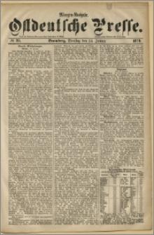 Ostdeutsche Presse. J. 3, 1879, nr 20