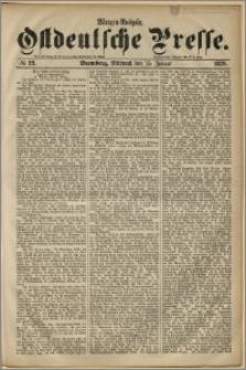 Ostdeutsche Presse. J. 3, 1879, nr 22