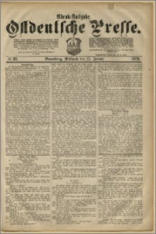 Ostdeutsche Presse. J. 3, 1879, nr 23