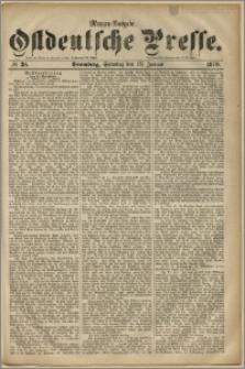 Ostdeutsche Presse. J. 3, 1879, nr 30