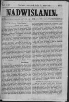 Nadwiślanin, 1862.09.11 R. 13 nr 103
