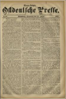 Ostdeutsche Presse. J. 3, 1879, nr 40