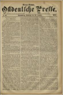 Ostdeutsche Presse. J. 3, 1879, nr 42