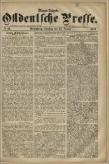 Ostdeutsche Presse. J. 3, 1879, nr 44