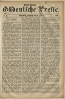 Ostdeutsche Presse. J. 3, 1879, nr 46