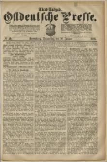 Ostdeutsche Presse. J. 3, 1879, nr 49