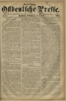Ostdeutsche Presse. J. 3, 1879, nr 70
