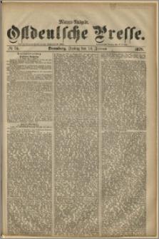 Ostdeutsche Presse. J. 3, 1879, nr 74
