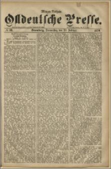 Ostdeutsche Presse. J. 3, 1879, nr 83