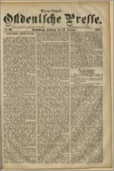 Ostdeutsche Presse. J. 3, 1879, nr 89