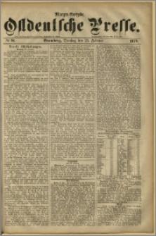 Ostdeutsche Presse. J. 3, 1879, nr 91