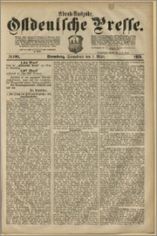 Ostdeutsche Presse. J. 3, 1879, nr 100
