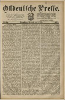 Ostdeutsche Presse. J. 3, 1879, nr 104