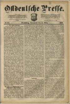 Ostdeutsche Presse. J. 3, 1879, nr 114