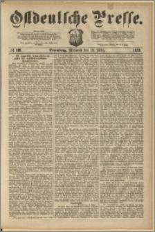 Ostdeutsche Presse. J. 3, 1879, nr 118