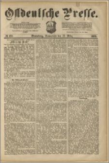 Ostdeutsche Presse. J. 3, 1879, nr 121