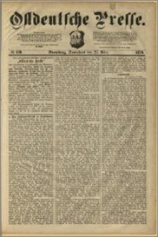 Ostdeutsche Presse. J. 3, 1879, nr 128