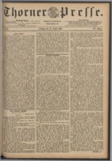 Thorner Presse 1886, Jg. IV, Nro. 90