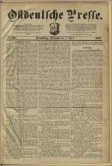 Ostdeutsche Presse. J. 3, 1879, nr 132