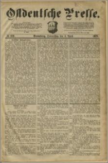 Ostdeutsche Presse. J. 3, 1879, nr 133