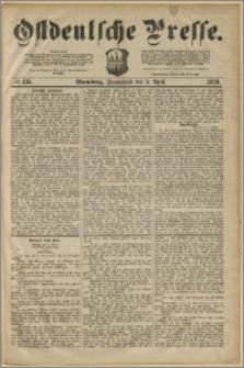 Ostdeutsche Presse. J. 3, 1879, nr 135