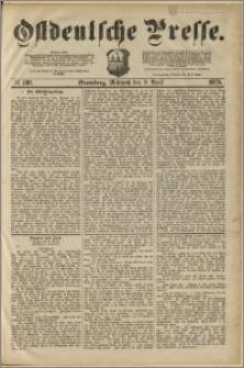 Ostdeutsche Presse. J. 3, 1879, nr 139