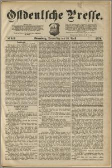 Ostdeutsche Presse. J. 3, 1879, nr 140