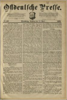 Ostdeutsche Presse. J. 3, 1879, nr 142