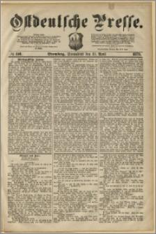 Ostdeutsche Presse. J. 3, 1879, nr 146
