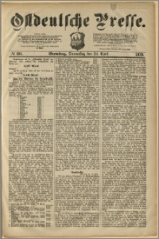 Ostdeutsche Presse. J. 3, 1879, nr 151