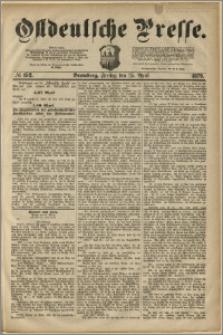 Ostdeutsche Presse. J. 3, 1879, nr 152
