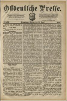 Ostdeutsche Presse. J. 3, 1879, nr 155