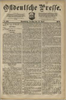 Ostdeutsche Presse. J. 3, 1879, nr 156